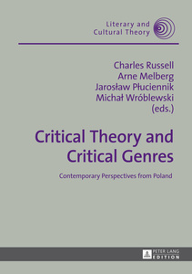 Critical Theory and Critical Genres | Dodax.at