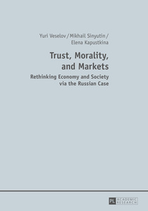 Trust, Morality, and Markets | Dodax.at