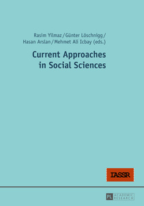 Current Approaches in Social Sciences | Dodax.at