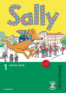 1. Schuljahr, Ausgabe D, Activity Book m. Audio-CD | Dodax.ch