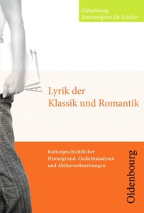 Lyrik der Klassik und Romantik, m. Audio-CD | Dodax.at