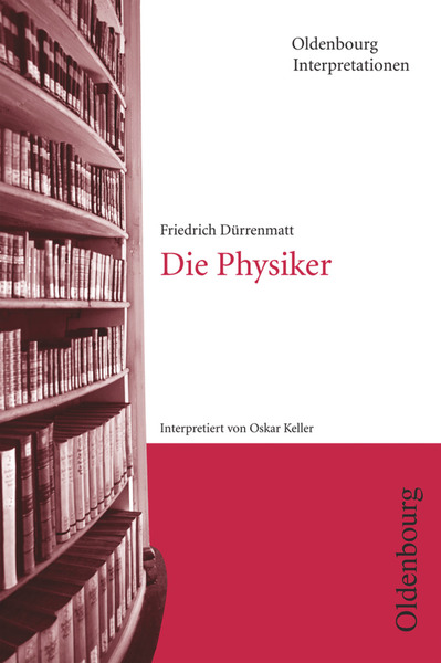 Oldenbourg Interpretationen / Die Physiker | Dodax.pl