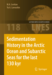 Sedimentation History in the Arctic Ocean and Subarctic Seas for the Last 130 kyr | Dodax.pl