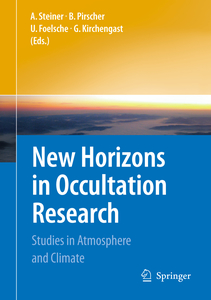 New Horizons in Occultation Research | Dodax.ch