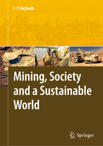 Mining, Society, and a Sustainable World | Dodax.co.uk
