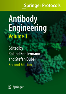 Antibody Engineering Volume 1 | Dodax.pl