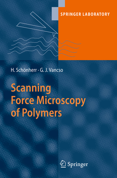Scanning Force Microscopy of Polymers | Dodax.co.uk