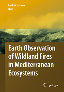 Earth Observation of Wildland Fires in Mediterranean Ecosystems | Dodax.ch
