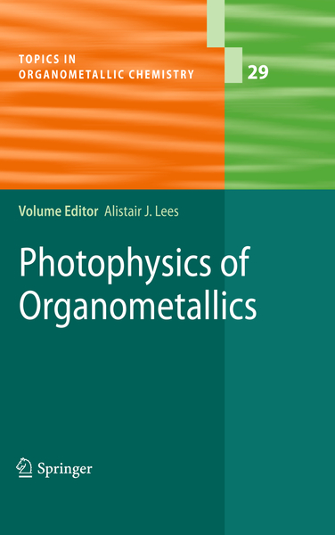 Photophysics of Organometallics | Dodax.ch