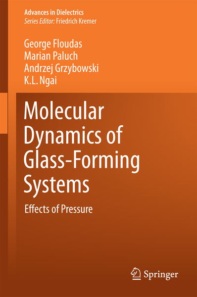 Molecular Dynamics of Glass-Forming Systems | Dodax.ch