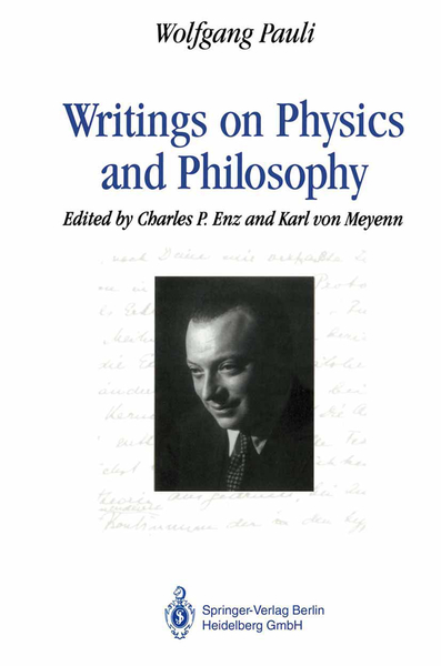 Writings on Physics and Philosophy | Dodax.ch