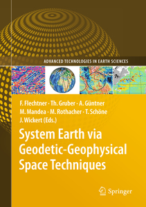 System Earth via Geodetic-Geophysical Space Techniques | Dodax.ch