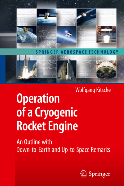 Operation of a Cryogenic Rocket Engine | Dodax.co.uk