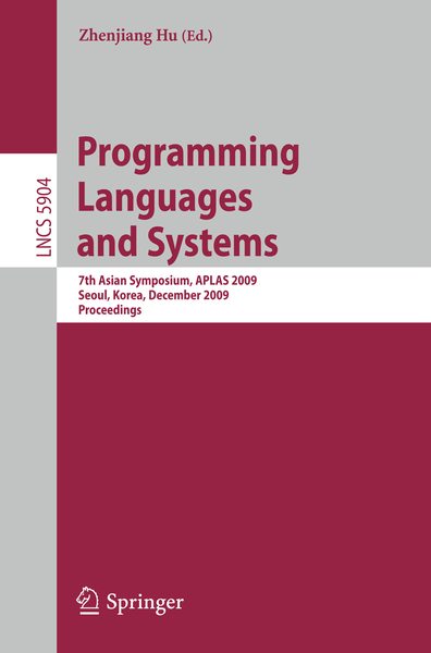 Programming Languages and Systems | Dodax.nl