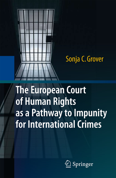 The European Court of Human Rights as a Pathway to Impunity for International Crimes | Dodax.pl