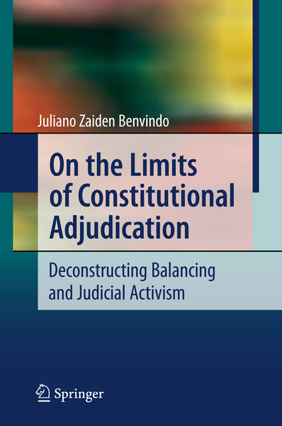 On the Limits of Constitutional Adjudication | Dodax.nl