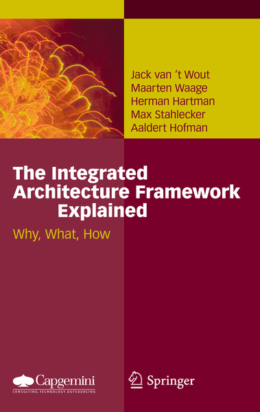 The Integrated Architecture Framework Explained | Dodax.co.uk