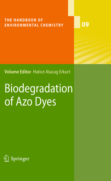 Biodegradation of Azo Dyes | Dodax.ch