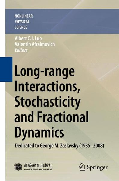 Long-range Interaction, Stochasticity and Fractional Dynamics | Dodax.ch