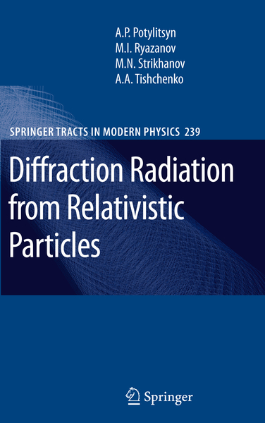 Diffraction Radiation from Relativistic Particles | Dodax.co.uk
