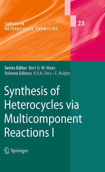 Synthesis of Heterocycles via Multicomponent Reactions I | Dodax.co.uk