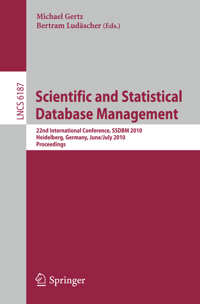 Scientific and Statistical Database Management   Dodax.ch