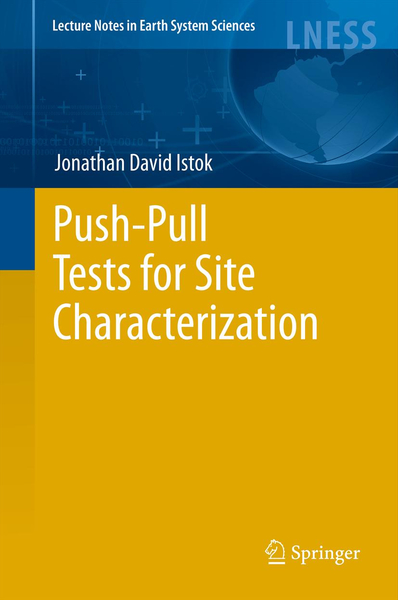 Push-Pull Tests for Site Characterization | Dodax.ch