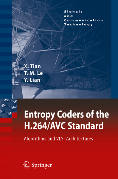Entropy Coders of the H.264/AVC Standard | Dodax.ch