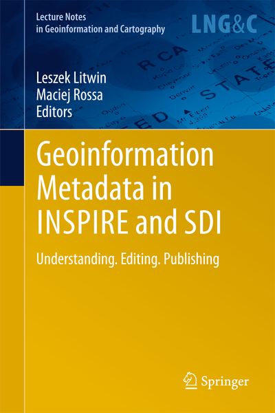 Geoinformation Metadata in INSPIRE and SDI | Dodax.ch