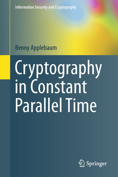 Cryptography in Constant Parallel Time | Dodax.at