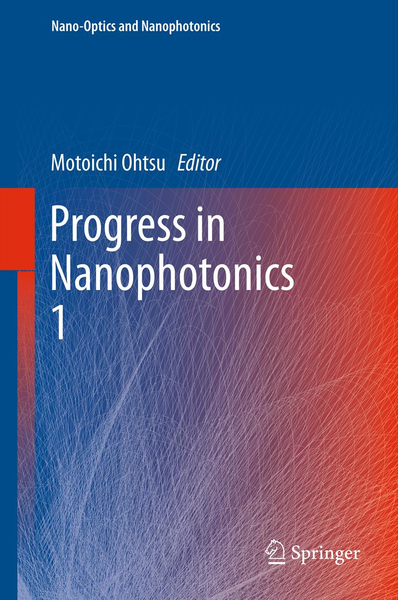 Progress in Nanophotonics. Vol.I | Dodax.ch