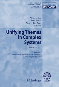 Unifying Themes in Complex Systems VII | Dodax.ch