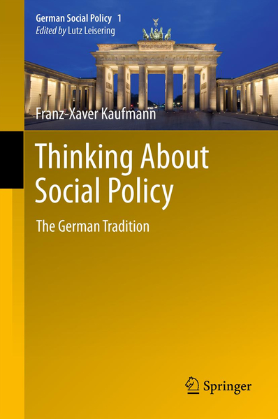 Thinking About Social Policy | Dodax.pl
