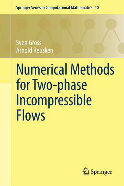 Numerical Methods for Two-phase Incompressible Flows | Dodax.ch