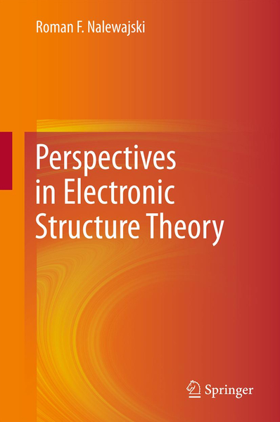 Perspectives in Electronic Structure Theory | Dodax.ch