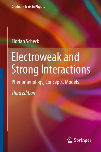 Electroweak and Strong Interactions | Dodax.co.uk