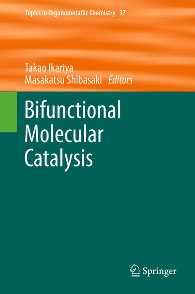 Chemistry of Bifunctional Molecular Catalysis | Dodax.ch
