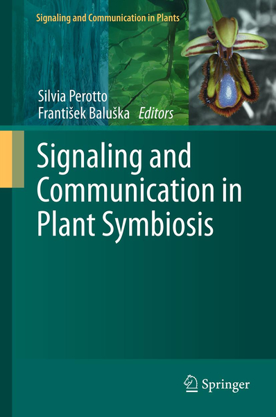 Signaling and Communication in Plant Symbiosis | Dodax.ch