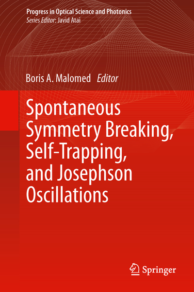 Spontaneous Symmetry Breaking, Self-trapping, and Josephson Oscillations | Dodax.ch