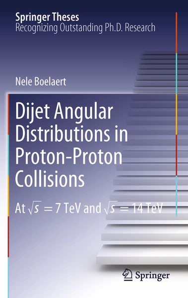 Dijet Angular Distributions in Proton-Proton Collisions | Dodax.ch