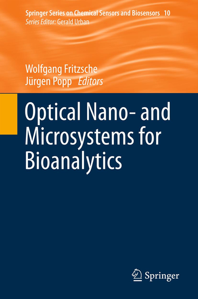 Optical Nano- and Microsystems for Bioanalytics | Dodax.ch