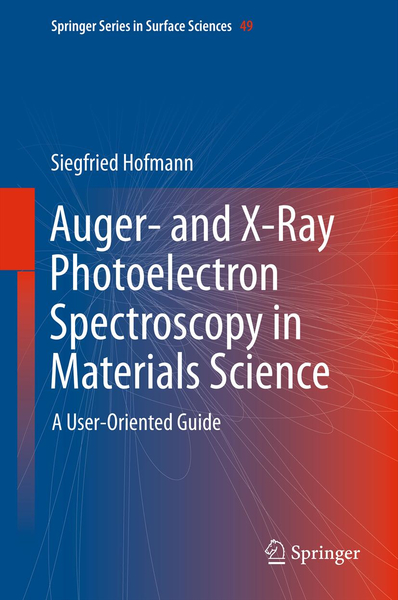 Auger- and X-Ray Photoelectron Spectroscopy in Materials Science | Dodax.co.uk