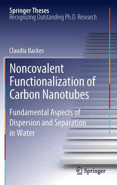 Noncovalent Functionalization of Carbon Nanotubes | Dodax.ch