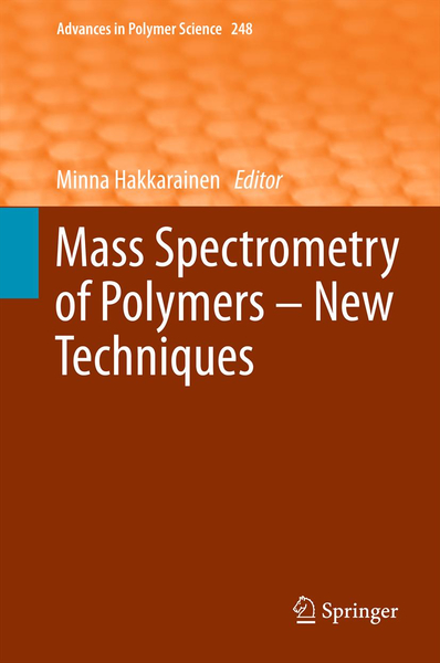 Mass Spectrometry of Polymers - New Techniques | Dodax.de