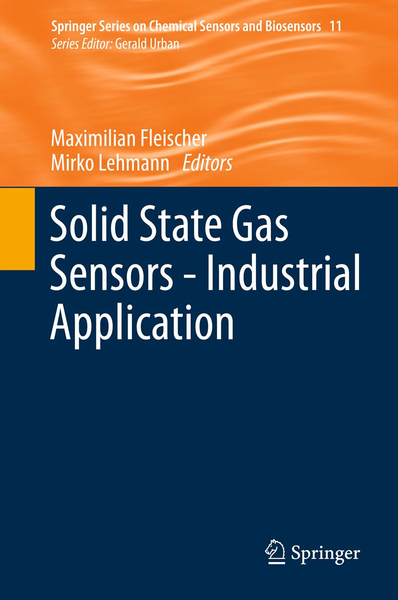 Solid State Gas Sensors - Industrial Application | Dodax.ch
