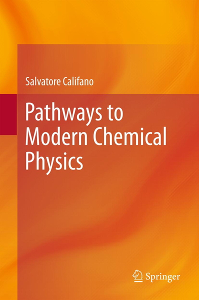 Pathways to Modern Chemical Physics | Dodax.at