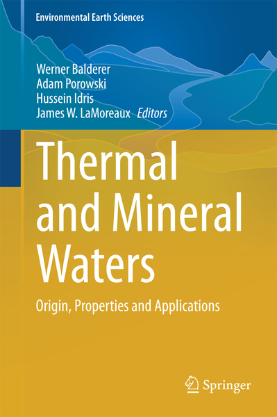 Thermal and Mineral Waters | Dodax.ch