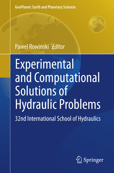 Experimental and Computational Solutions of Hydraulic Problems | Dodax.ch