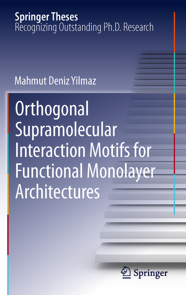 Orthogonal Supramolecular Interaction Motifs for Functional Monolayer Architectures | Dodax.ch