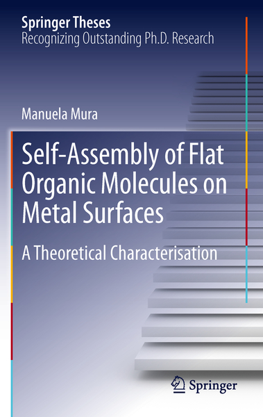 Self-Assembly of Flat Organic Molecules on Metal Surfaces | Dodax.ch